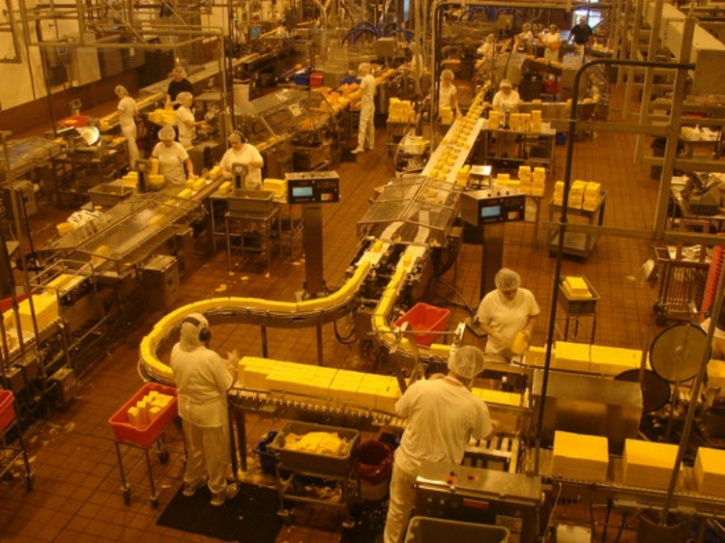 Cheese Factory