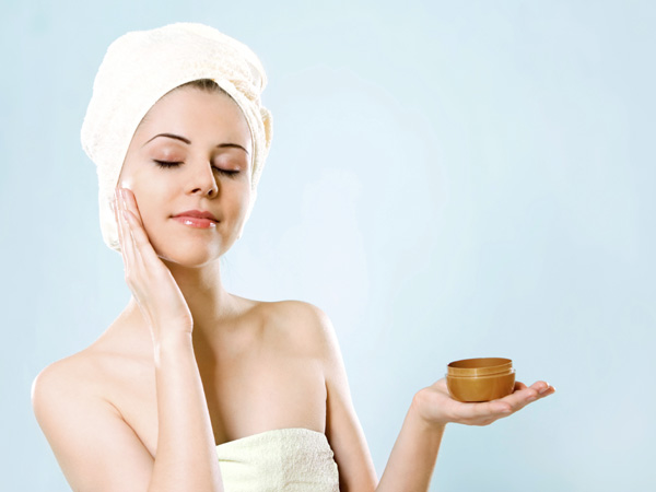 Lack of moisturiser