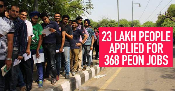 peon jobs india