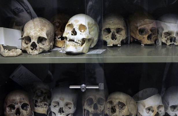 27 skulls