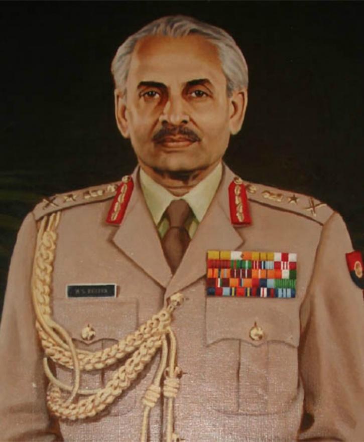 General Vaidya