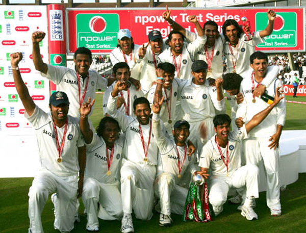 India vs England (2007)