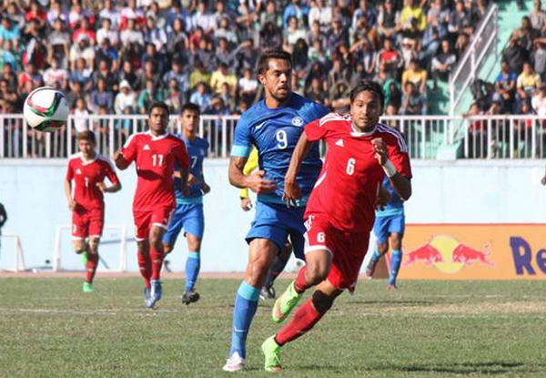 India vs Nepal (file pic)