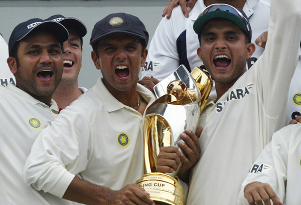 India beat Pakistan in 2004