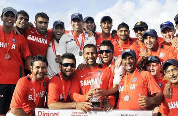 India vs West Indies (2011)