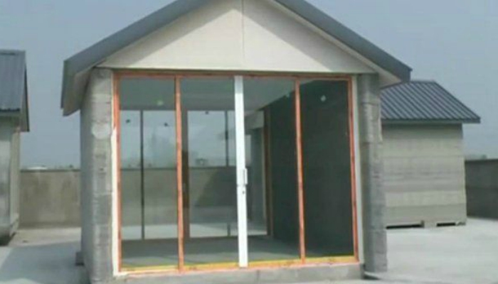 This Chinese Guy Can 3D Print Ten Houses A Day That Cost Just Under Rs 3.3 Lakh Per Unit
