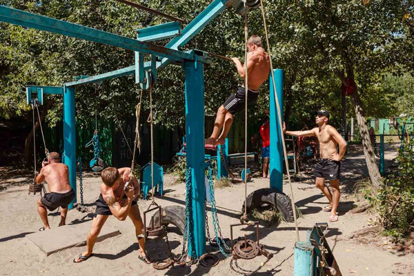 Coolest Gyms Around The World