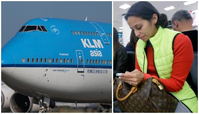 Indian woman harrassed by KLM airport at IGI Delhi