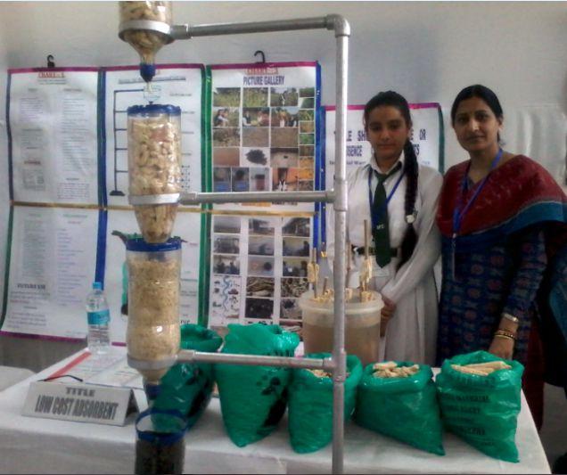 13 year old Lalita wins Community Impact Award