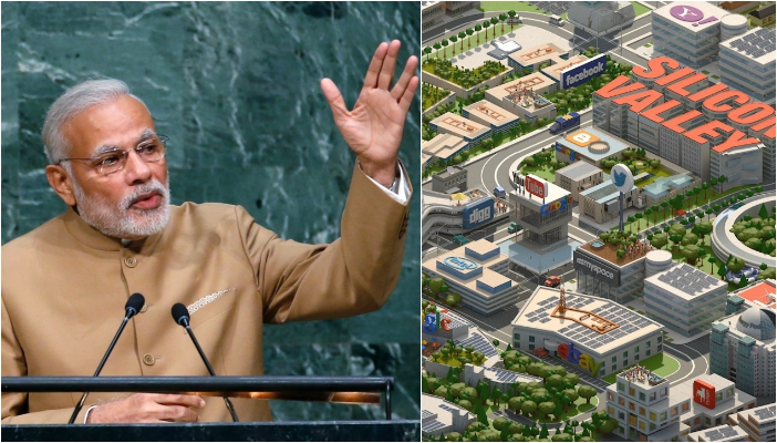Five Things That Modiji Can Learn From Silicon Valley, That Will Help His