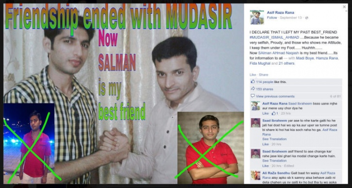 Atif Ends Friendship With Mudasir, Becomes Best Friends With Salman. Are They For Real?