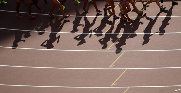 Racewalking generic