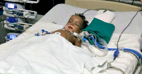 This 5-Year-Old Boy Would Have Died Due To Poverty But Mr India Saved Him #FaithInHumanityRestored