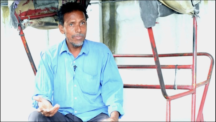 This Rickshaw-Puller Knows More About Incredible India Than Many Of Us #TourismDay