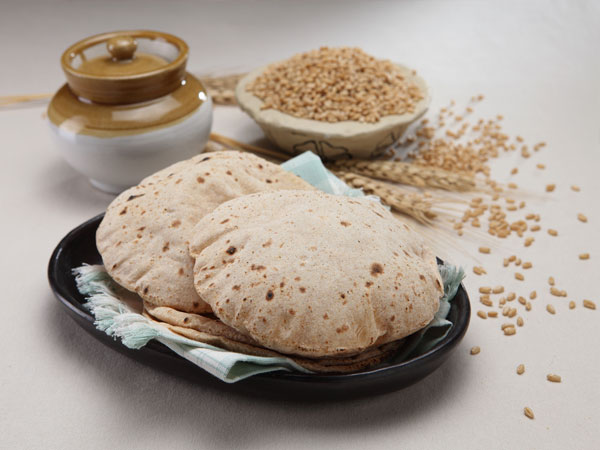 Why Should Eat Wheat Chapattis Everyday