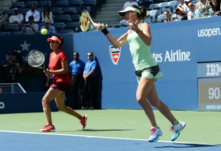 Sania Mirza US Open