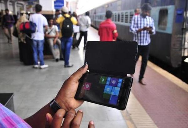 Wifi Railways