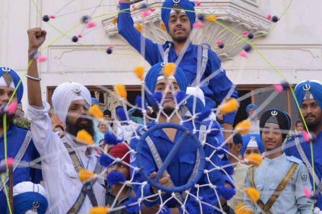 411th Installation Day Of The Guru Granth Sahib