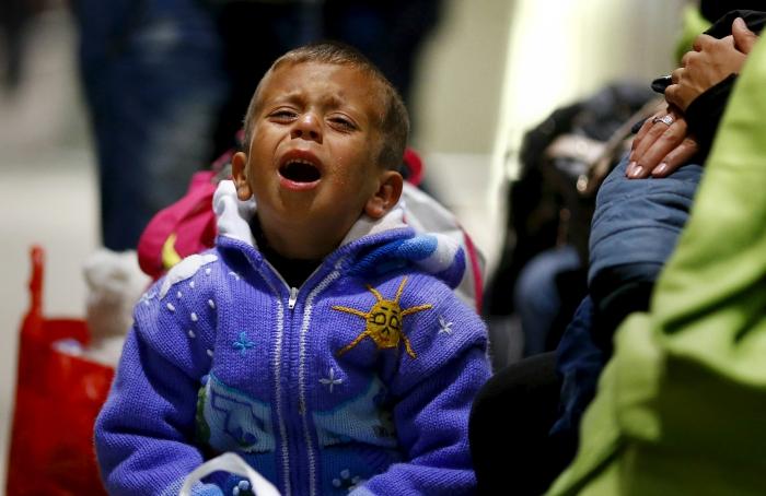 syrian refuggee in austria