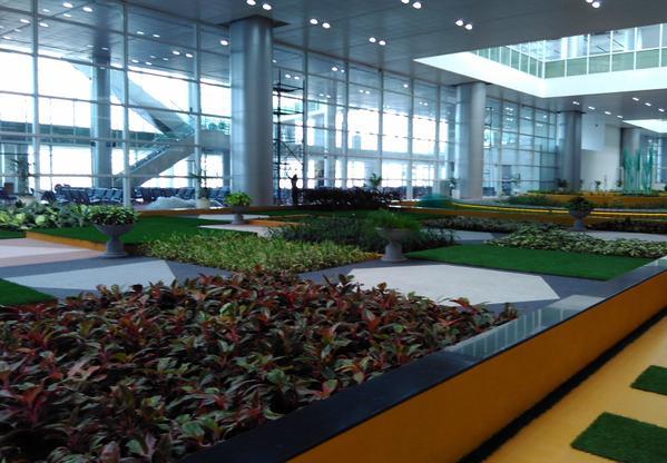 chandigarh terminal 2015