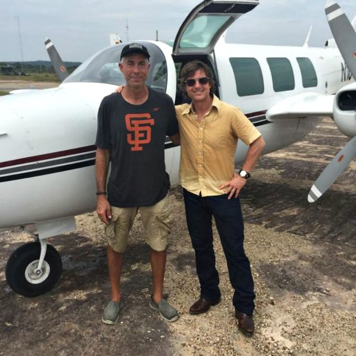 Hollywood pilot dies in a plane crash on Tom Cruise