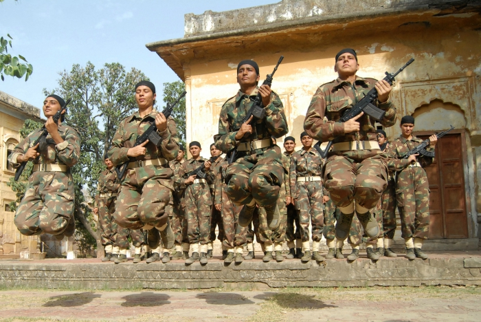 33 per cent of reservation for women in paramilitary forces: Rajnath singh