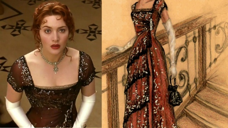 Titanic Gown