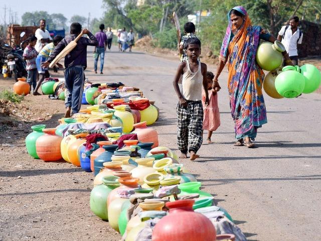 India Drought