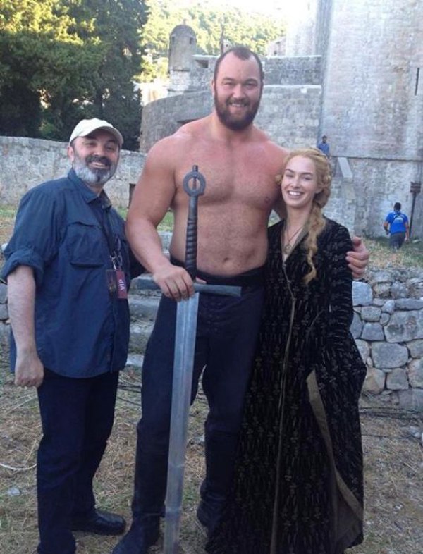 Thor Bjornsson Game Of Thrones