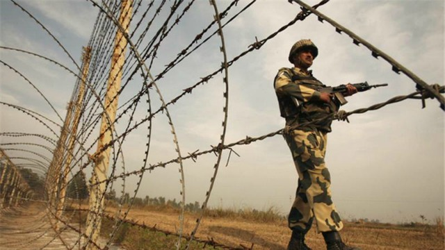 India Pak border