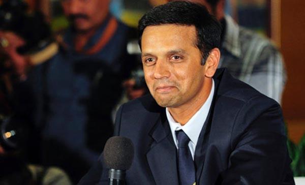 Rahul Dravid Indian Cricket Team Coach