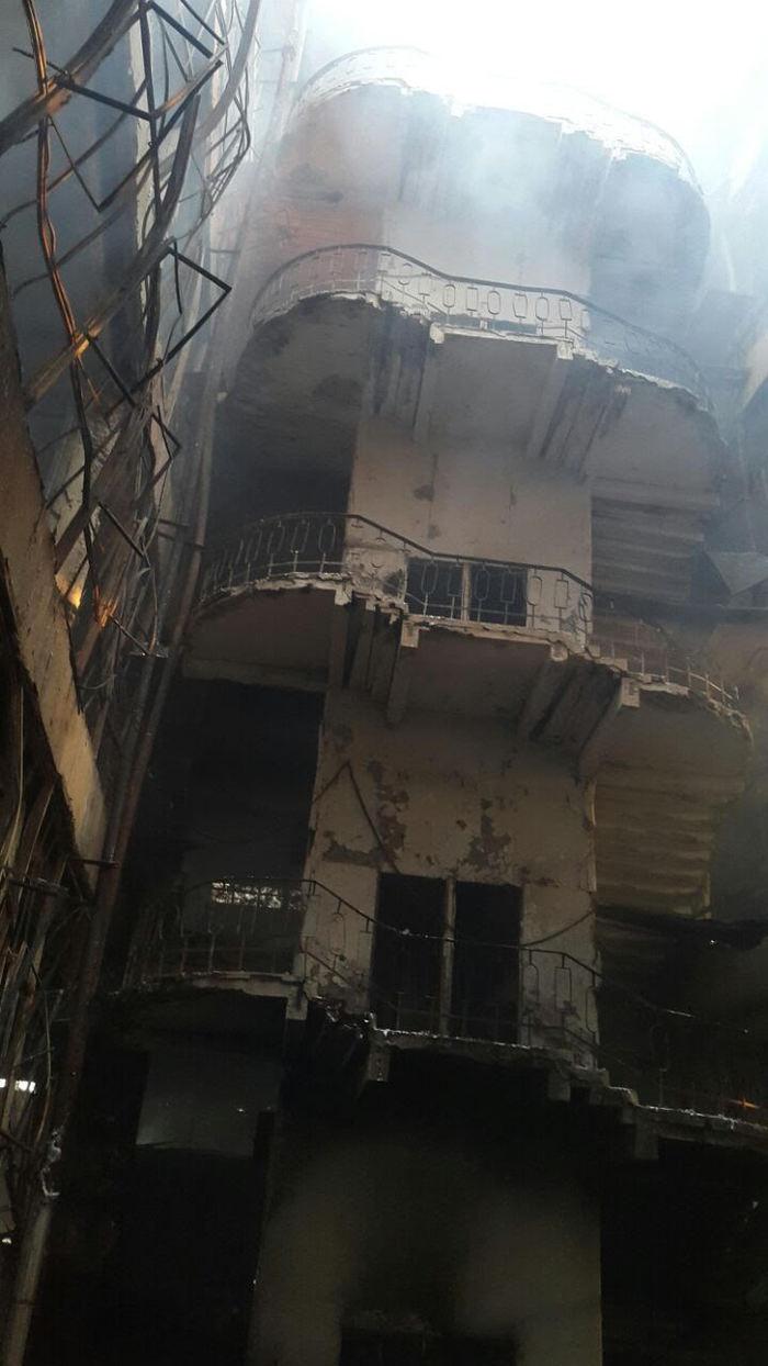 Delhi fire services museum fire 5