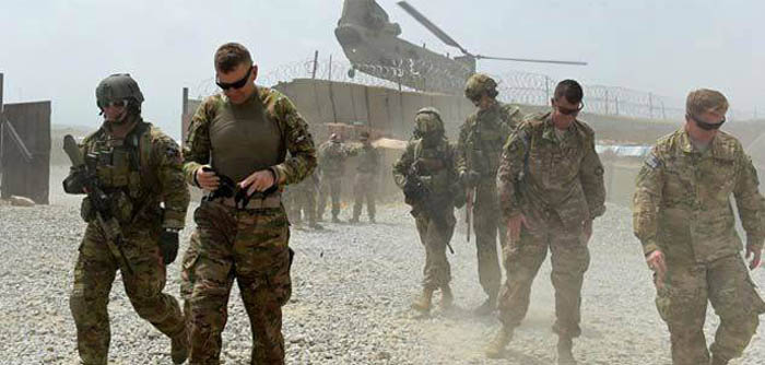 No stationing of US troops on Indian soil