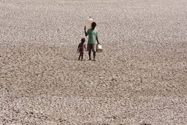 Children Are The Biggest Victims Of The Drought