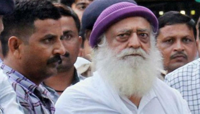 Asaram Bapu Allegedly Caught With Illegal Assets Worth Rs 2,500 crore