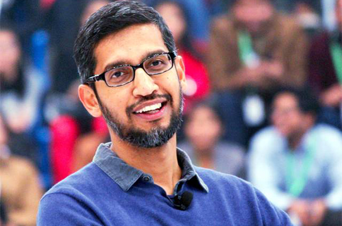 In His First Letter To Employees As Google CEO Sundar Pichai Predicts End Of  Computer As A Dev