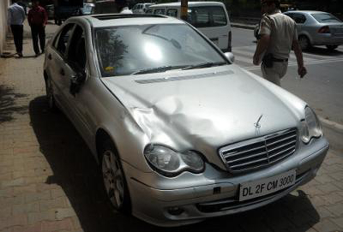 Delhi Hit-And-Run Accused Teen, A Repeated Offender Says Police Records