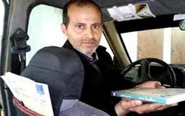 Iranian Taxi Driver