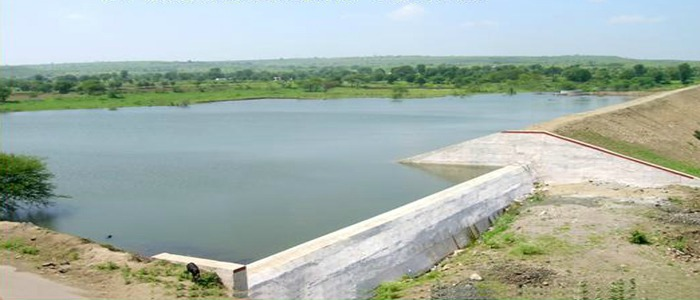An oasis in drought-hit Maharashtra, village sets example