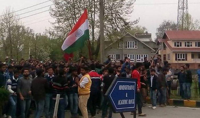 Government Steps In As NIT Srinagar Continues To Be Tense Following Clashes Between Studnets And Locals