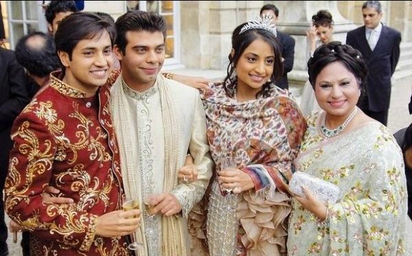 mittal wedding