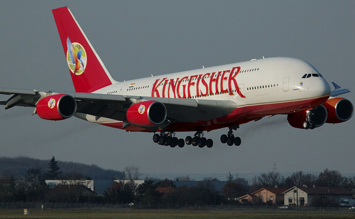 Just Like The Kingfisher House, No Takers For The Airlines Logos In Auction