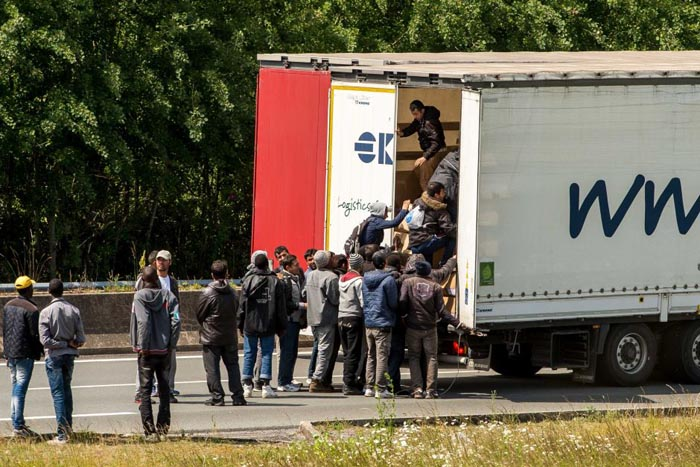 7-Year-Old Afghan Boy Saves The Lives Of 14 Other Migrants Trapped In Truck, Via Text Message
