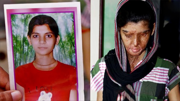 Acid Attack Victims Fight Back