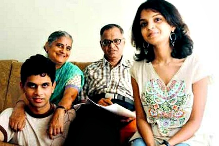 Murthy family