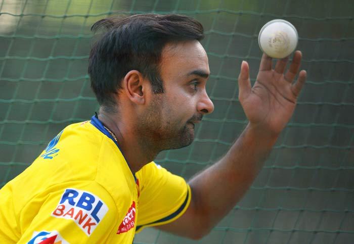 Amit Mishra (Delhi Daredevils)