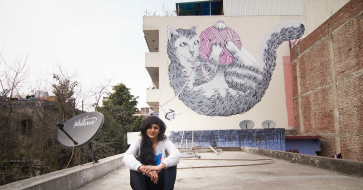 Anpu and cat