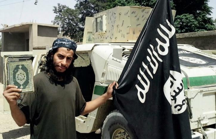muslim terrorist isis