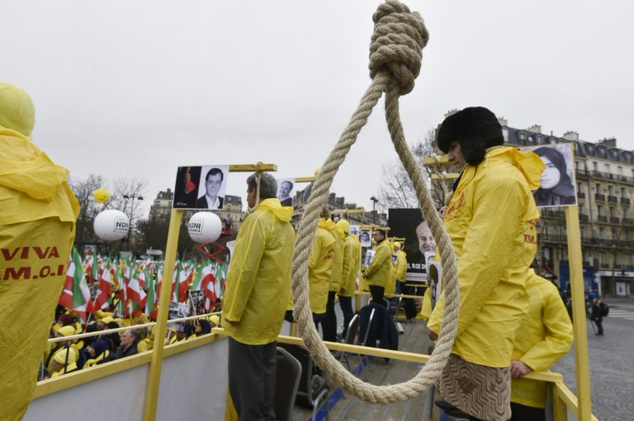 Iran, Pakistan and Saudi Arabia Tops The List As 2015 Witnessed The Highest Number Of Execution Since 1989