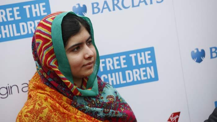 Read Nobel Winner Malala Yousafzai